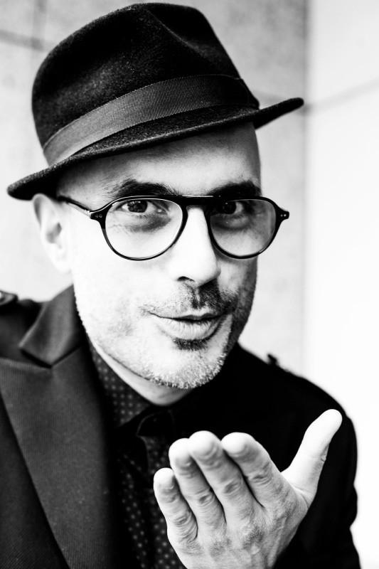 Marc Fichel, le dandy du carreau - Paris Bazaar