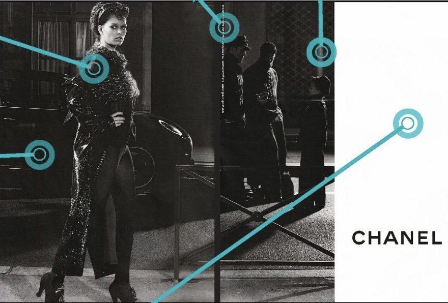 Ces Images-Chanel-Paris Bazaar-Ghis