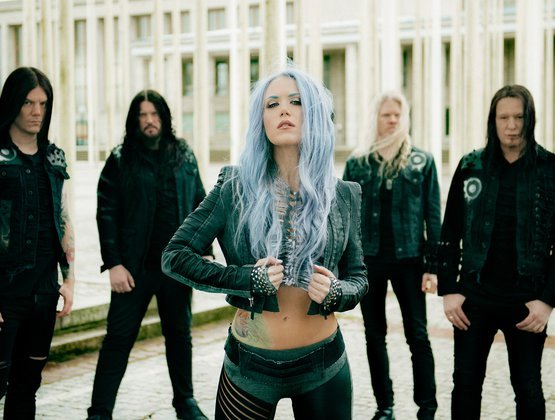 ARCH ENEMY - Paris Bazaar
