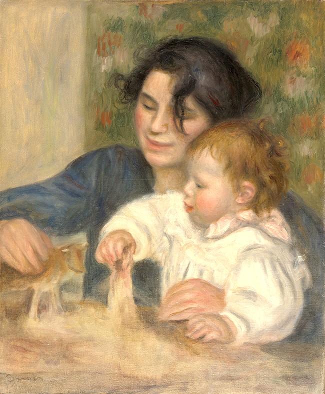 Renoir-Gabrielle et Jean-ParisBazaar-Ghis