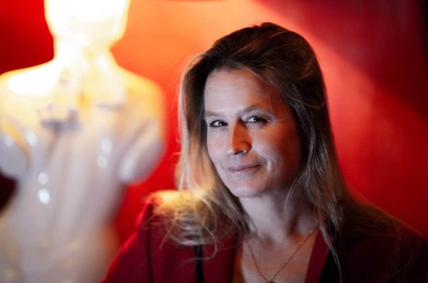 Andrée Deissenberg-Crazy-Paris Bazaar-Marion