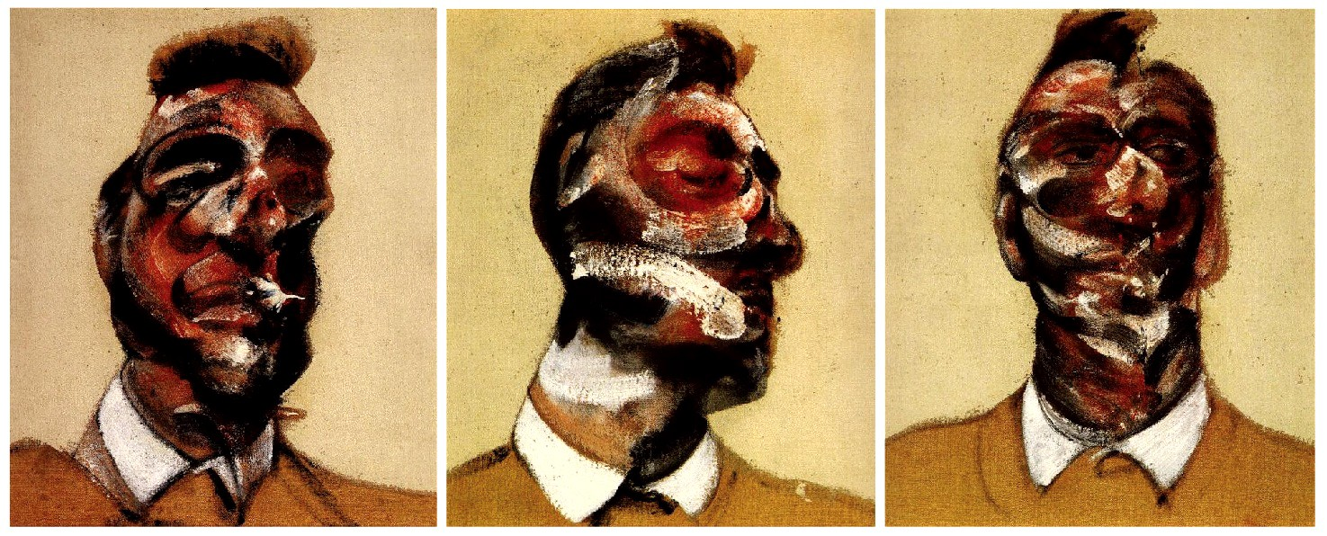 Francis Bacon-Portrait of George Dyer- ParisBazaar-Ghis