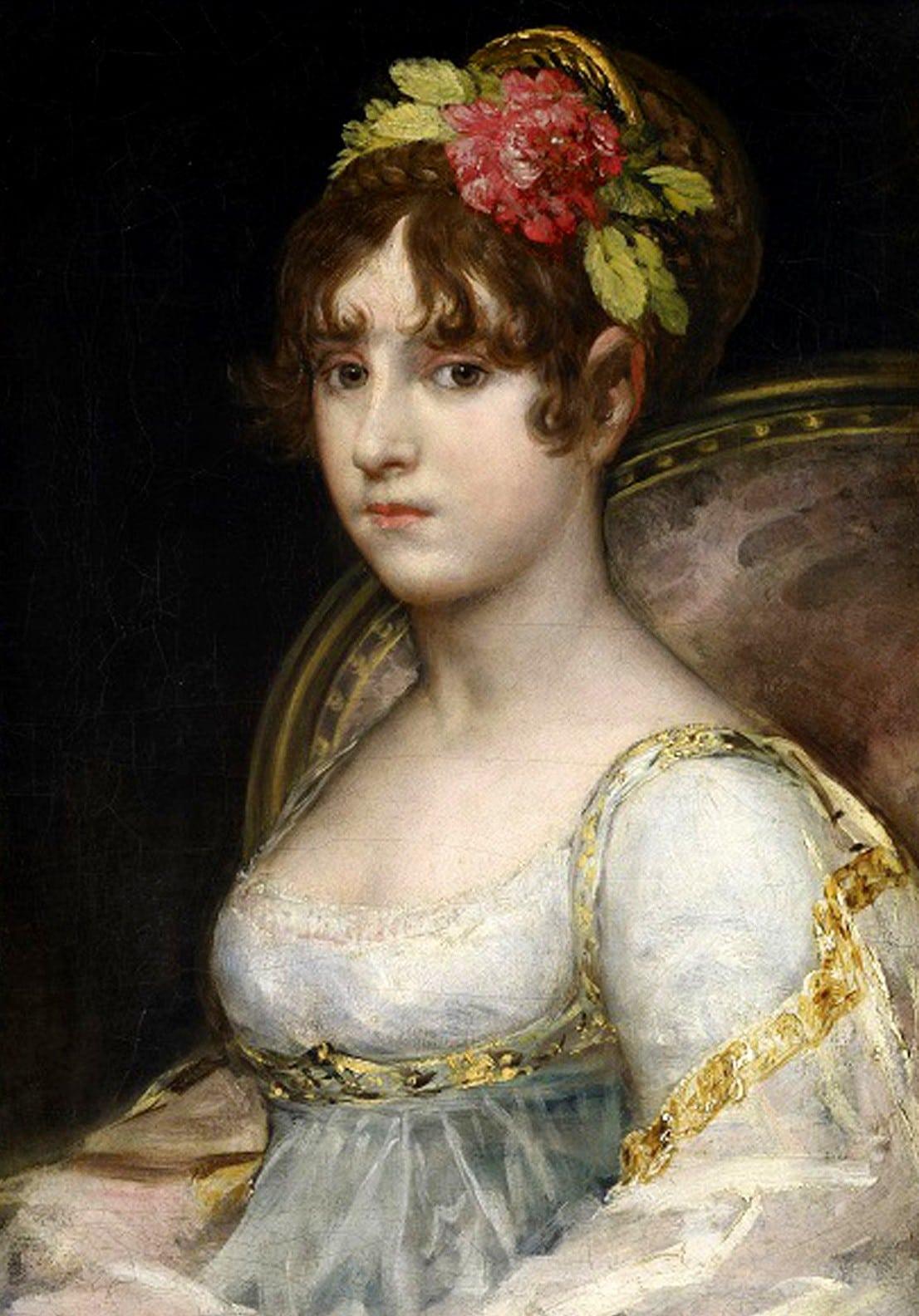 Goya-Comtesse de Haro-ParisBazaar-Ghis