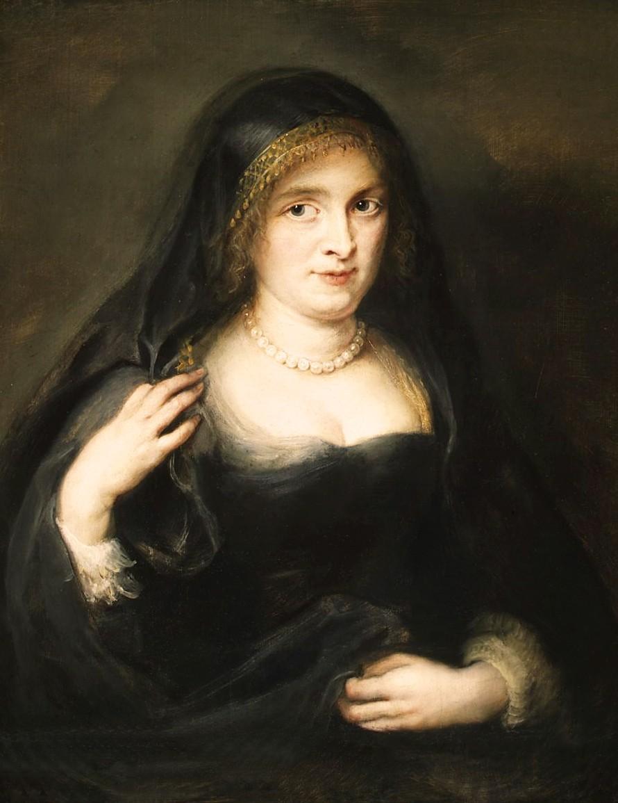 Rubens-Portrait de Femme-ParisBazaar-Ghis