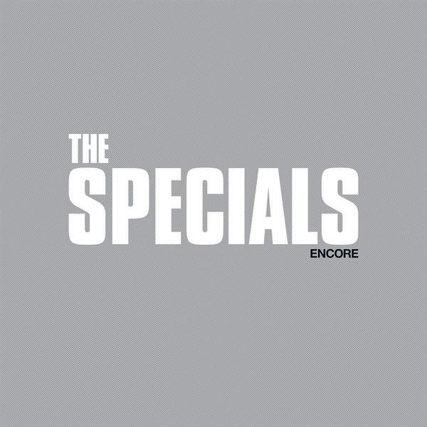 The Specials-Cover-Encore Là !-ParisBazaar-Borde