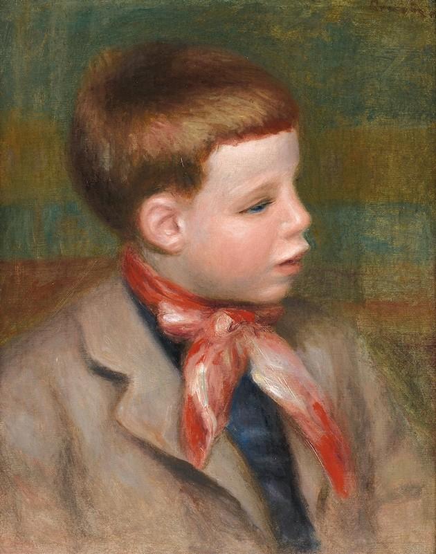 Auguste Renoir-Portrait de Jean Enfant-ParisBazaar-Ghis