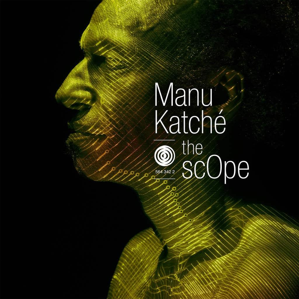Manu Katché-The Scope-ParisBazaar-Borde