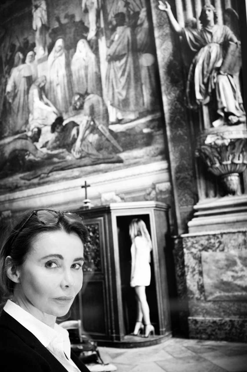 Sylvia Galmot-ParisBazaar-Marion