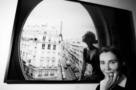 Sylvia Galmot - Une- Paris Bazaar - Marion