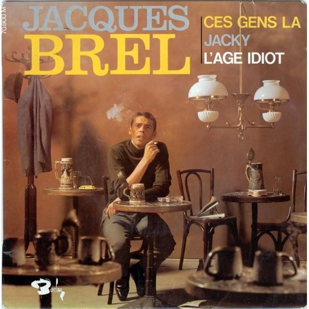 Brel-Ces Gens Là-Cover 1-ParisBazaar-Borde