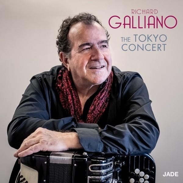 Richard Galliano-Cover-un Maestro à Tokyo-ParisBazaar-Borde