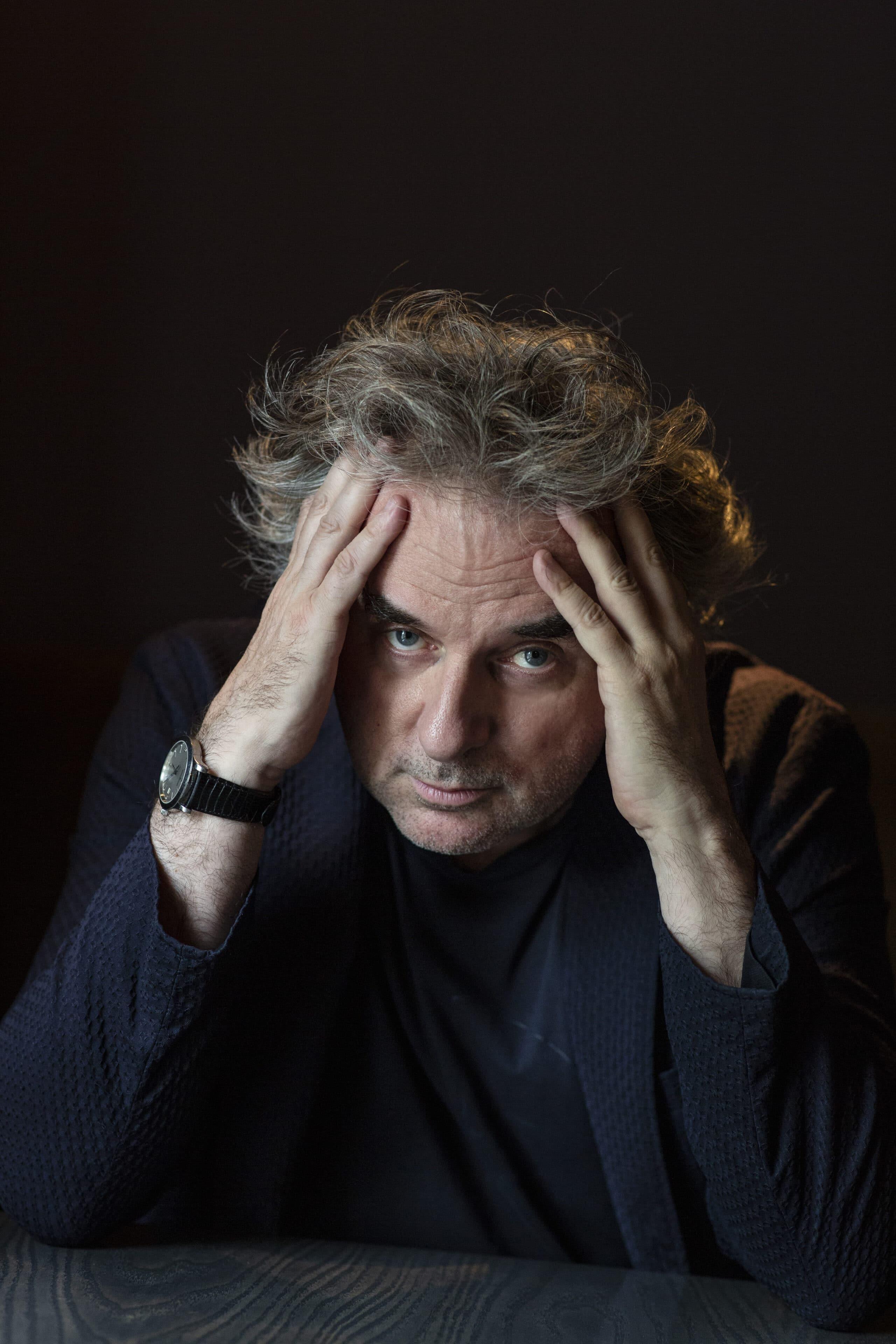 Jean-Christophe Grangé-2-ParisBazaar-Marion