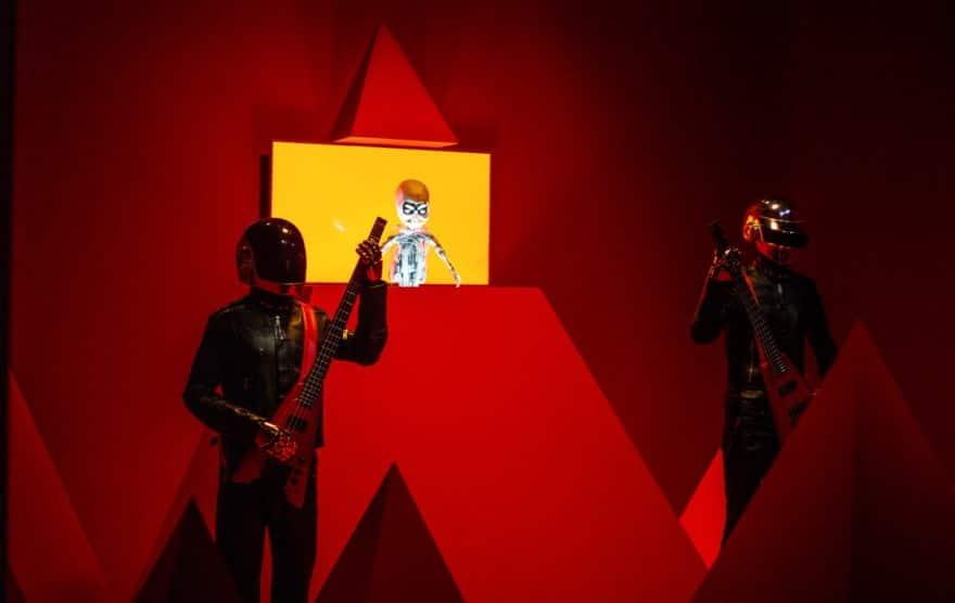 Expo Electro-Daft Punk-ParisBazaar-Marion