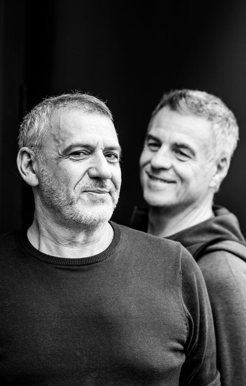 Bruno Gaccio-Philippe Giangreco-2-Les Pâtes à l'Ail ou le vrai Goût de la Vie-ParisBazaar-Marion