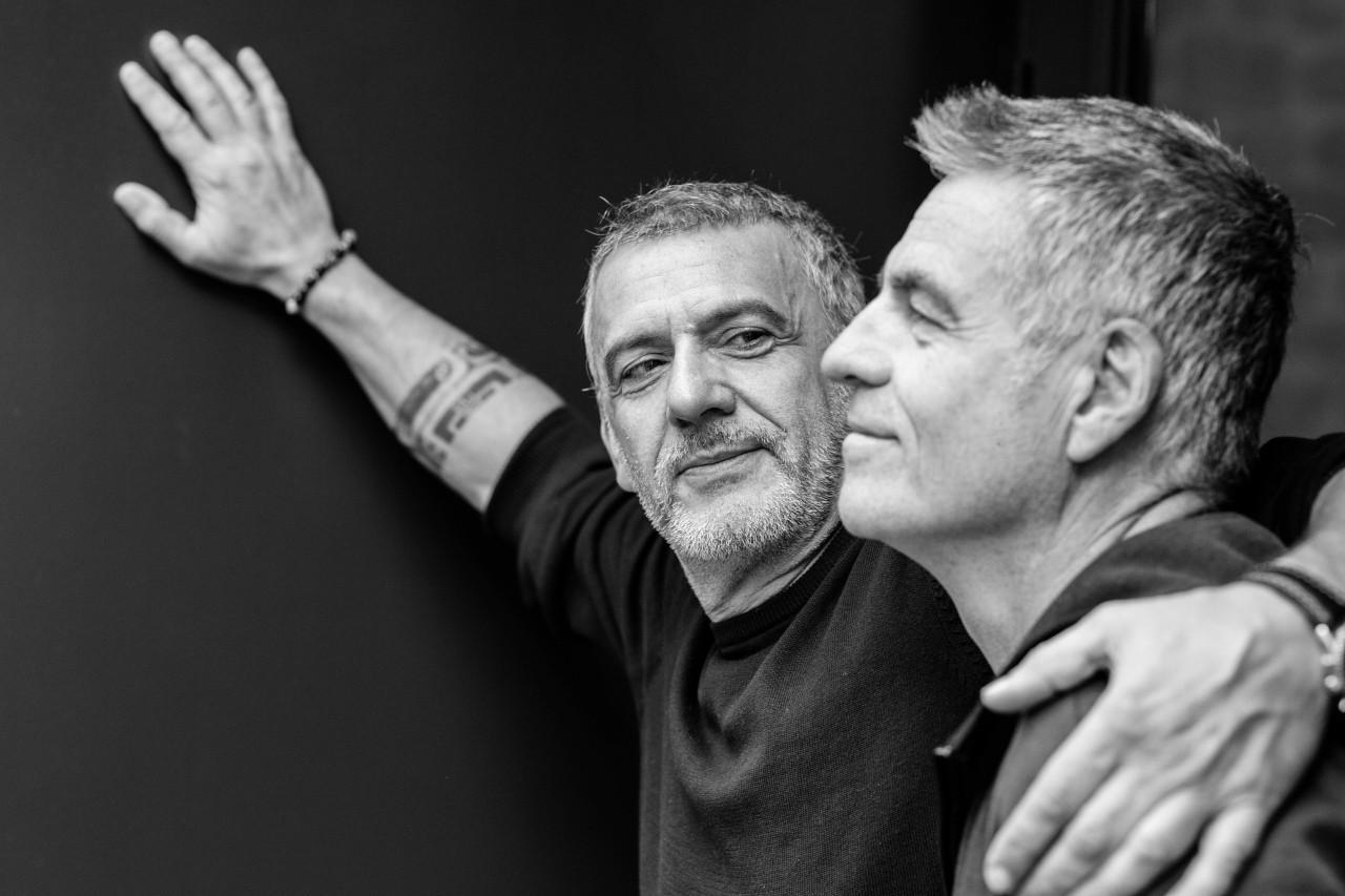 Bruno Gaccio-Philippe Giangreco-4-les Pâtes à l'Ail ou le vrai Goût de la Vie-ParisBazaar-Marion