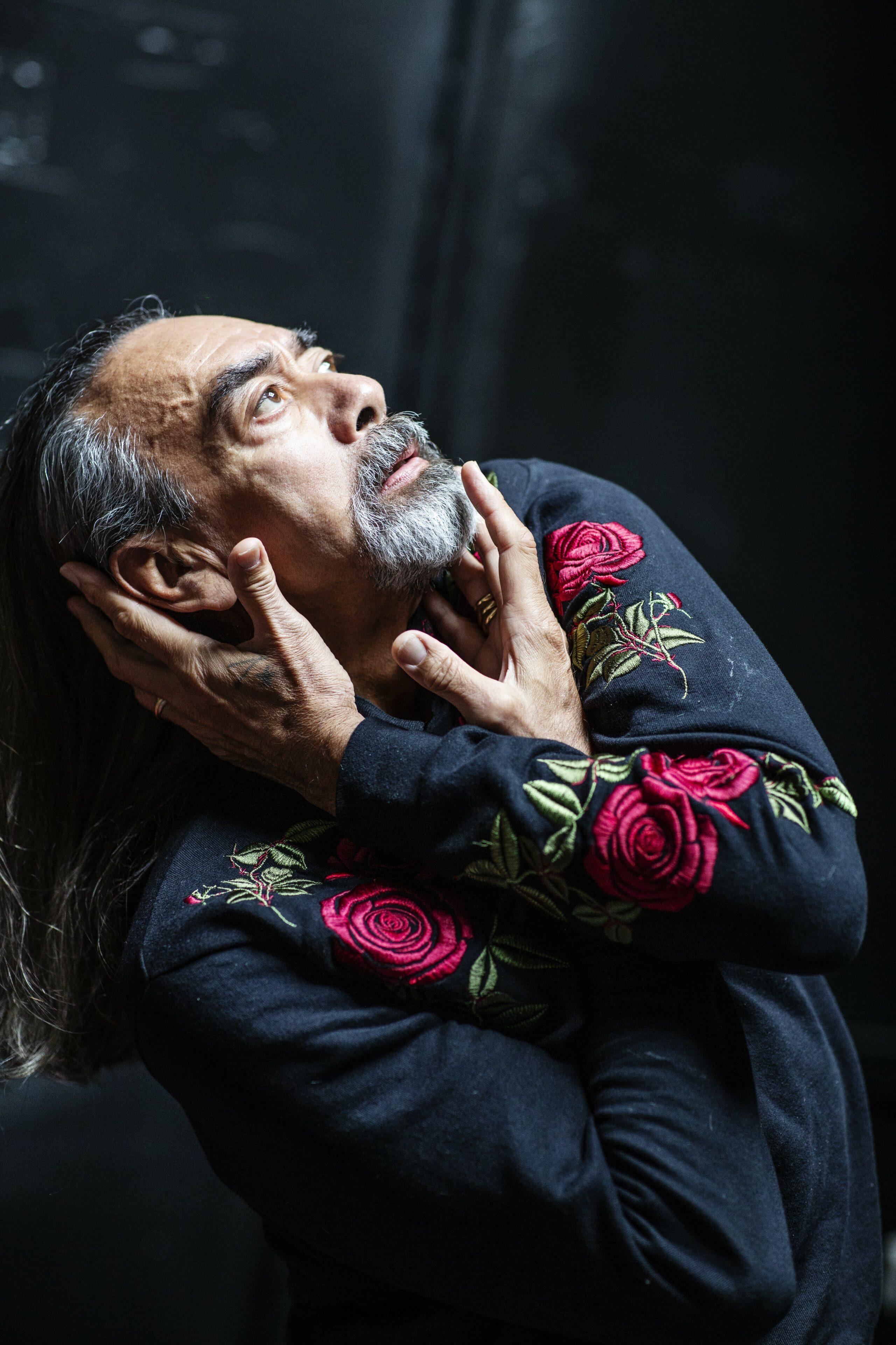 Larrio Ekson-4-un Ange venu de Harlem-ParisBazaar-Marion