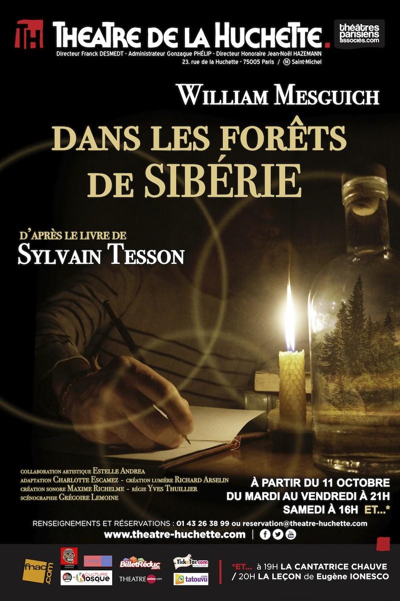 Dans les Forêts de Sibérie-Novembre au théâtre avec Rosemary-ParisBazaar-Rosemary