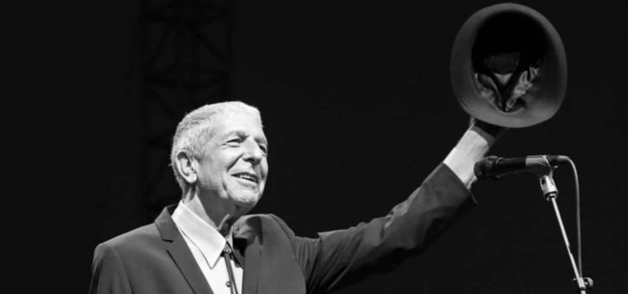 Leonard Cohen-Chapeau-La Dernière Danse de Leonard Cohen-ParisBazaar-Borde