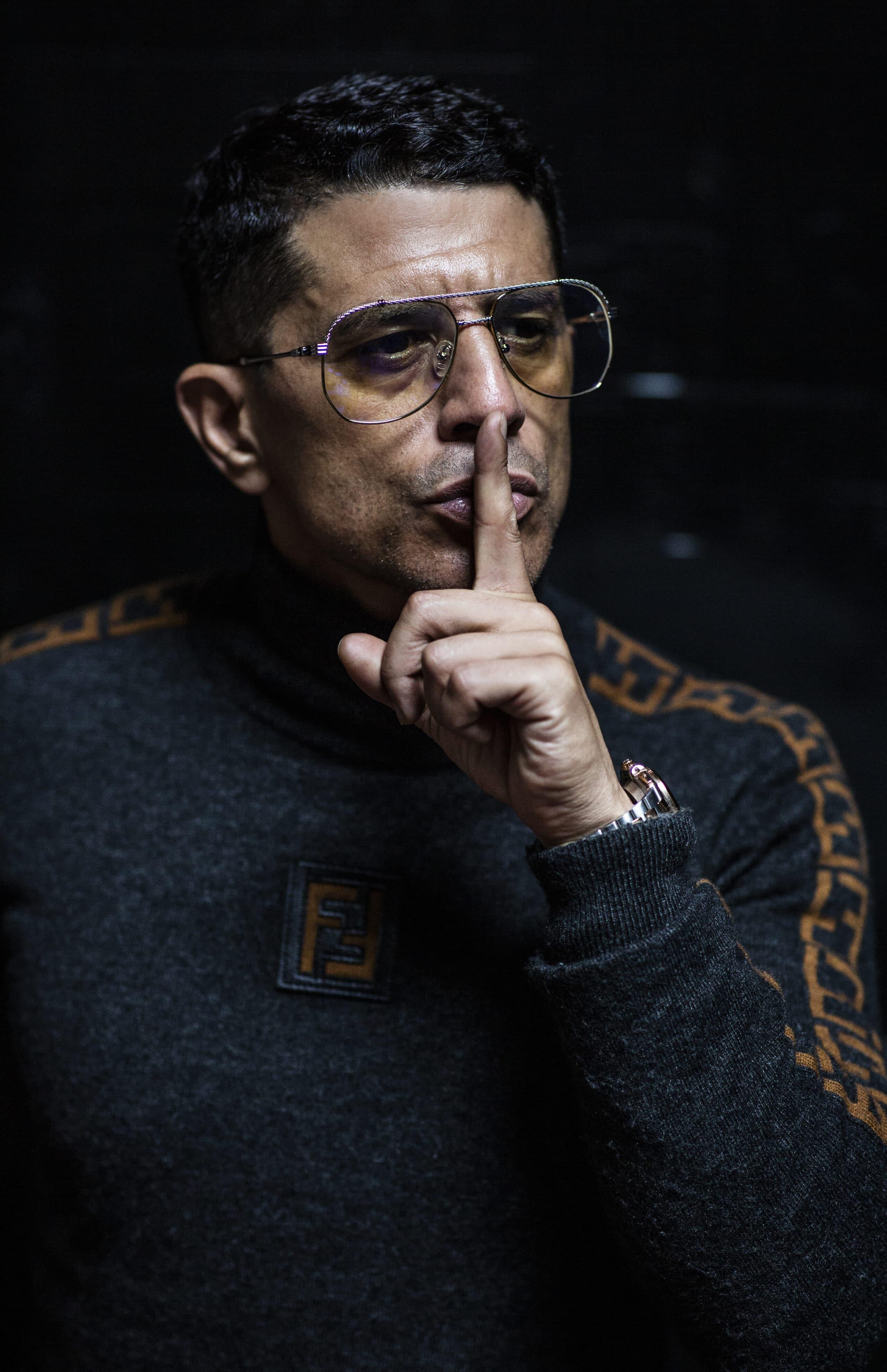 Saïd Taghmaoui-3-les Combats d'un Guerrier-ParisBazaar-Marion