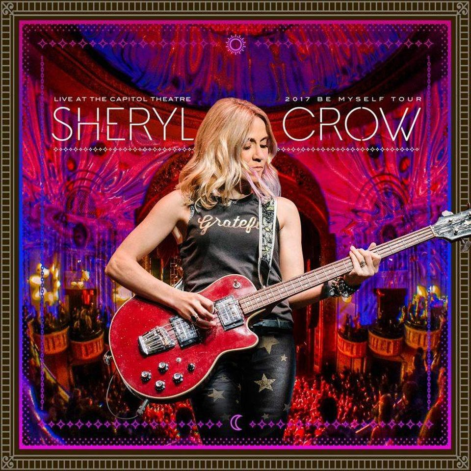 Sheryl Crow-Live-Cover-Artiste Discrète-ParisBazaar-Borde