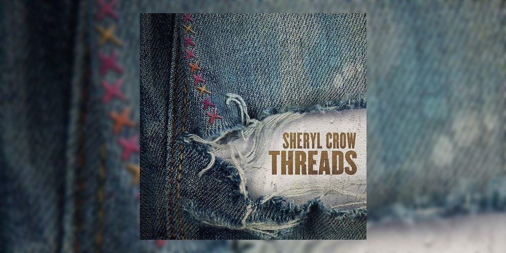 Sheryl Crow-Threads-Cover-Artiste Disrète-ParisBazaar-Borde