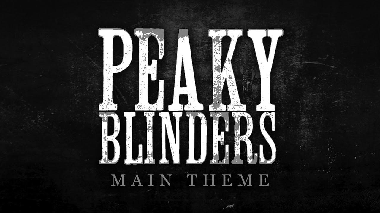 Peaky Blinders-Affiche-Un Bonheur de B.O !-ParisBazaar-Borde