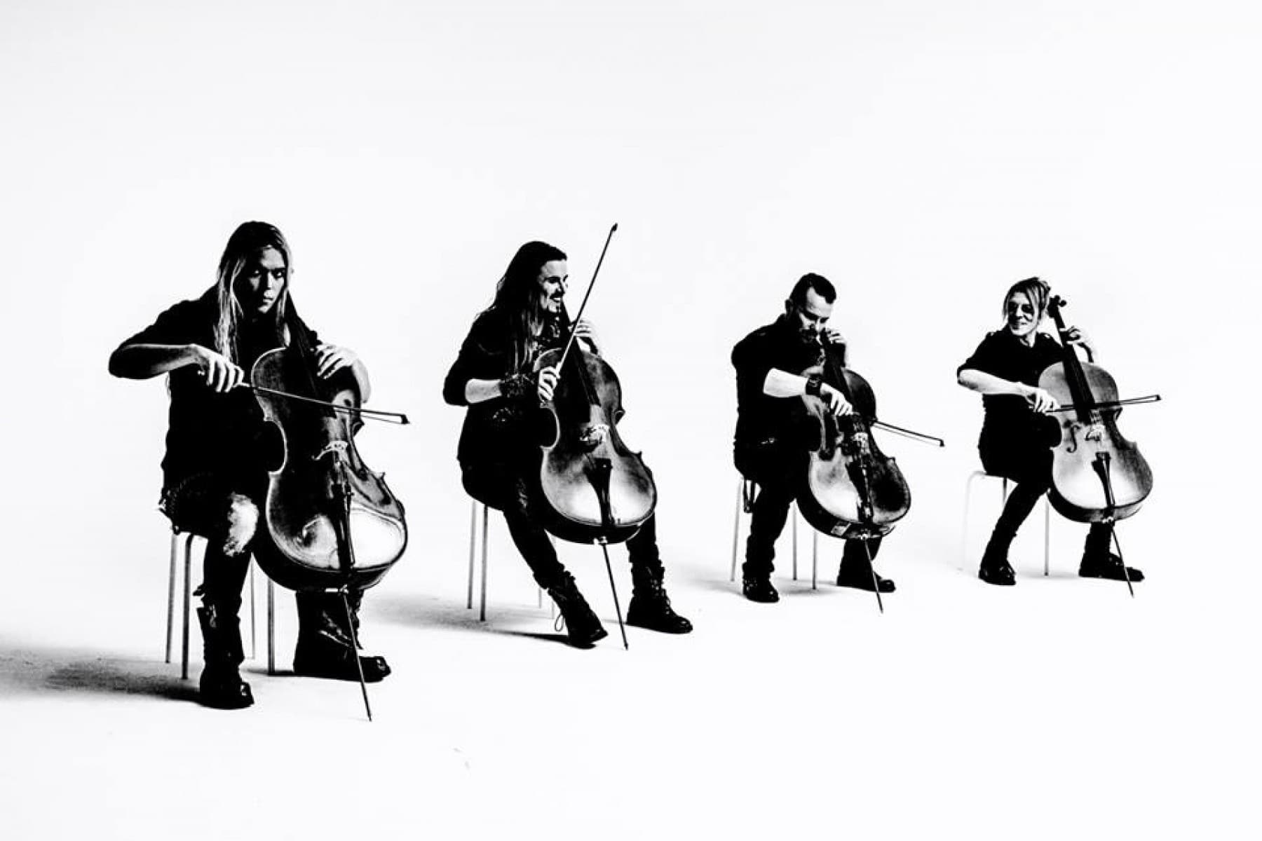 Cell-O-Apocalyptica-Une Autre Fin du Monde-Band-ParisBazaar-Borde