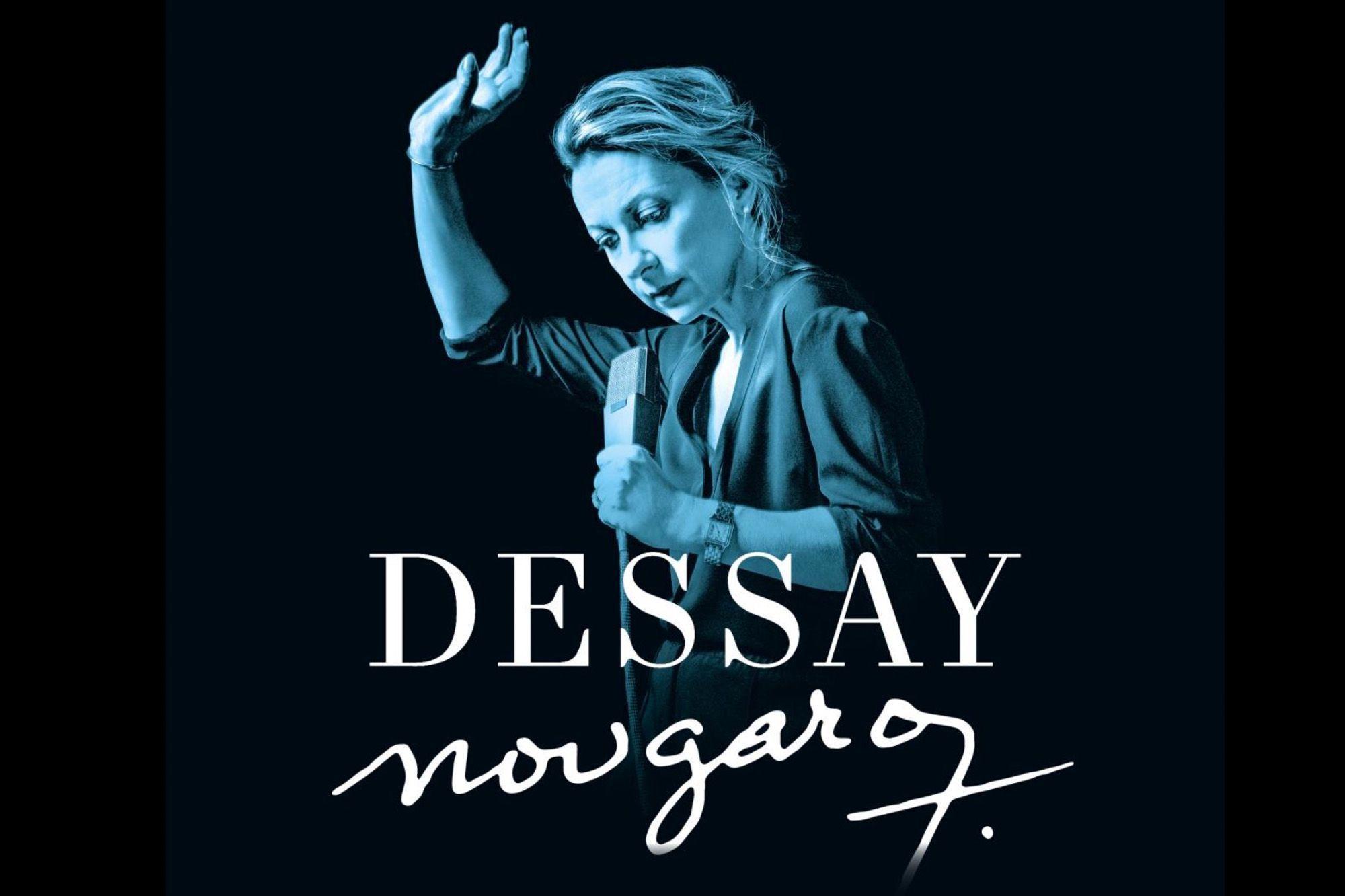Natalie Dessay-Sublime en Nougaro !-Cover-ParisBazaar-Borde