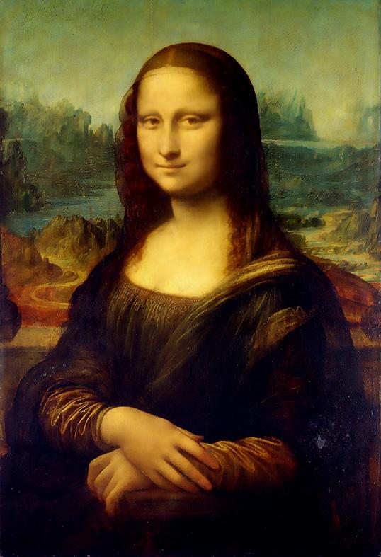 Un Détail, une Expo-Léonard de Vinci-La Joconde-ParisBazaar-Ghis