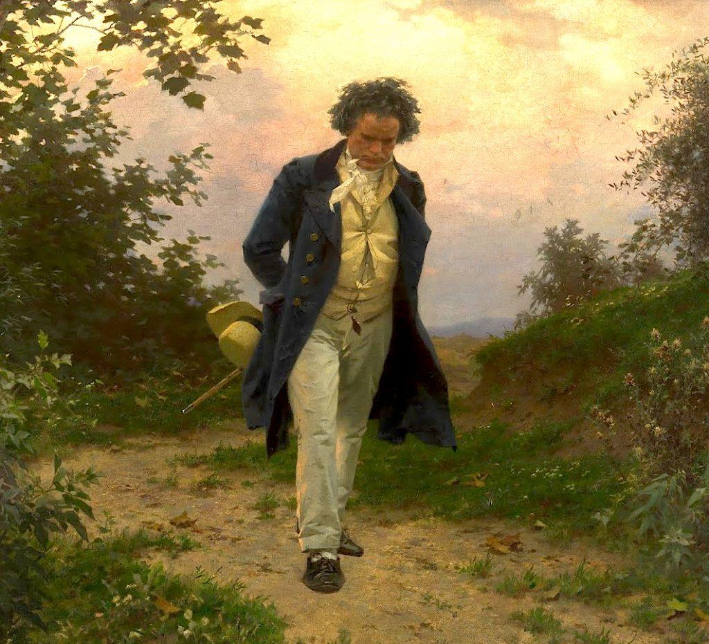 Les Foulées Mélomanes du Violoncelliste-Courir avec Ludwig-2-ParisBazaar-Berlingen