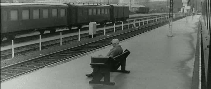 Les Lettres d'A. de NicolasB.-Train-Blondin-ParisBazaar-Nicolas B.