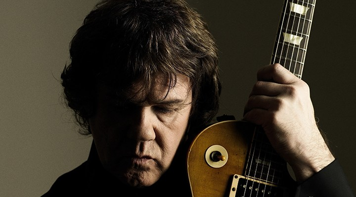 Live From London-Gary Moore-Guitare-ParisBazaar-Borde