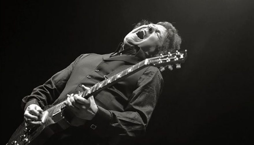 Live From London-une Nuit avec Gary Moore-Ouv-ParisBazaar-Borde