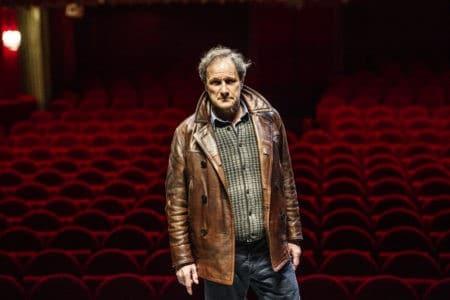 Francis Lombrail-le Théâtre doit rester vivant !!-Ouv-ParisBazaar-Marion