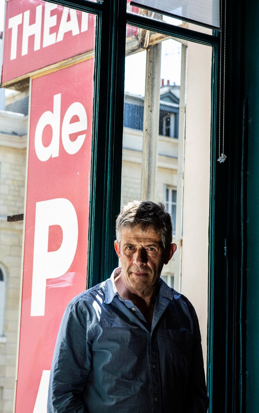 Stéphane Hillel-On ne se passera jamais du Spectacle Vivant-1-ParisBazaar-Marion