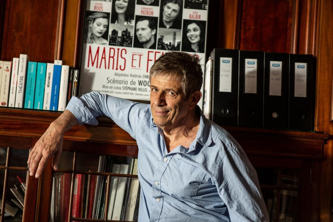 Stéphane Hillel-On ne se passera jamais du Spectacle Vivant-2-ParisBazaar-Marion-jpg