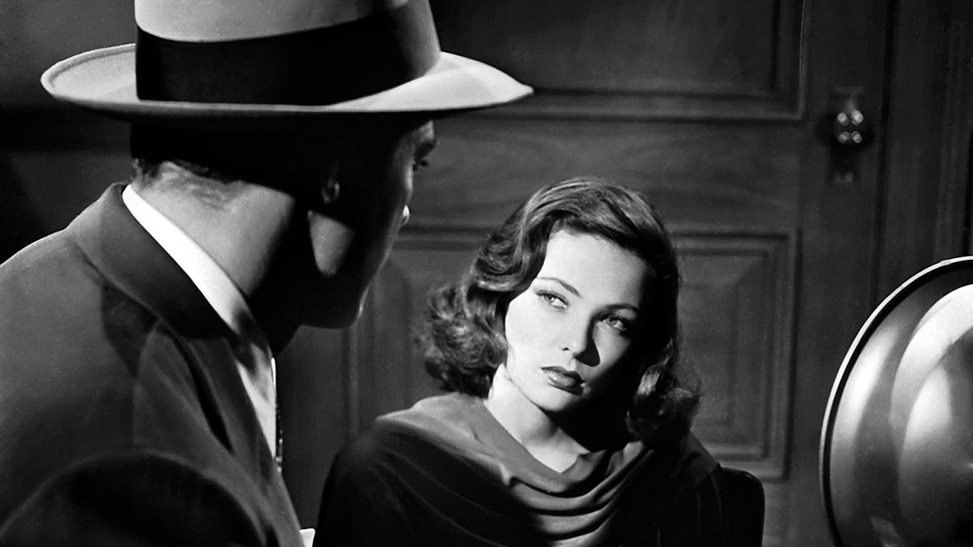 Nous Sommes ce que nous Fumes-Gene Tierney-Laura-ParisBazaar-Bergman