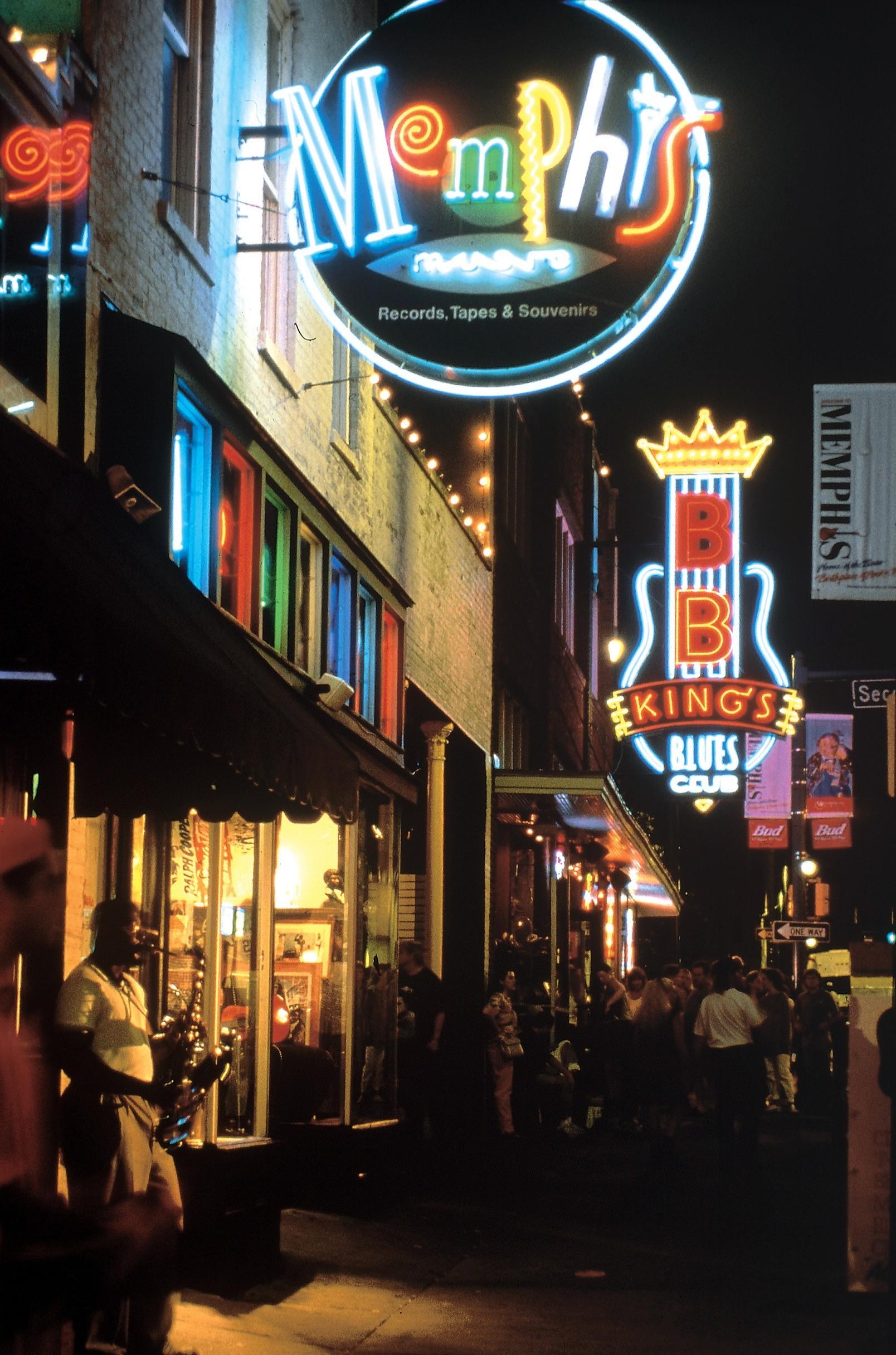 Nous Sommes ce que nous Fumes-Memphis-Blues-Alley-ParisBazaar-Bergman