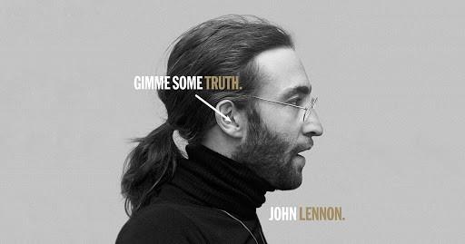 Bonheurs d'Octobre-Lennon-Gimme Some Truth-Cover-ParisBazaar-Borde