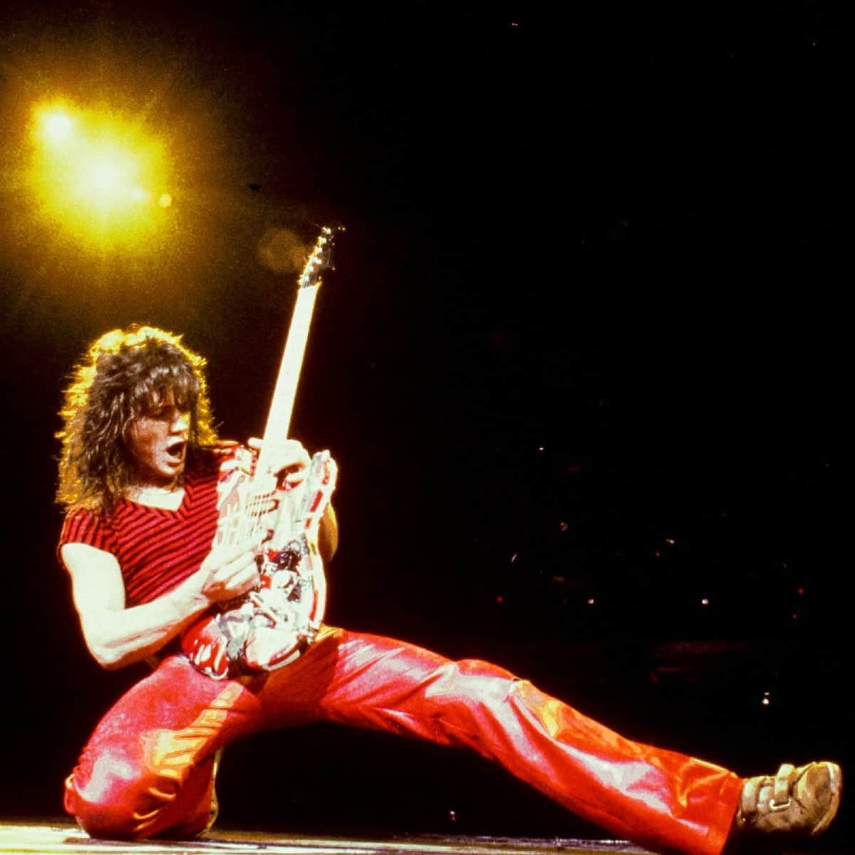 Une Semaine en Octobre-Hommage et Dommages-Eddie Van Halen-1-ParisBazaar-Borde