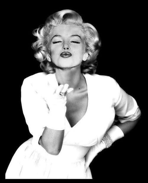 Nous Sommes ce que nous Fumes-Marylin-Kiss-ParisBazaar-Bergman