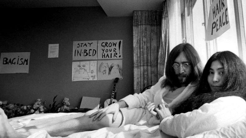 John Lennon-On n'imaginait pas la Vie sans Lui-1-ParisBazaar-Borde