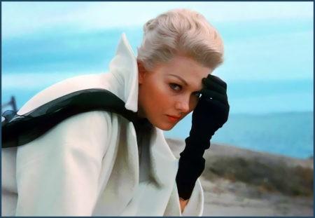 Nous Sommes ce que nous Fumes-Kim Novak-Ouv-ParisBazaar-Bergman