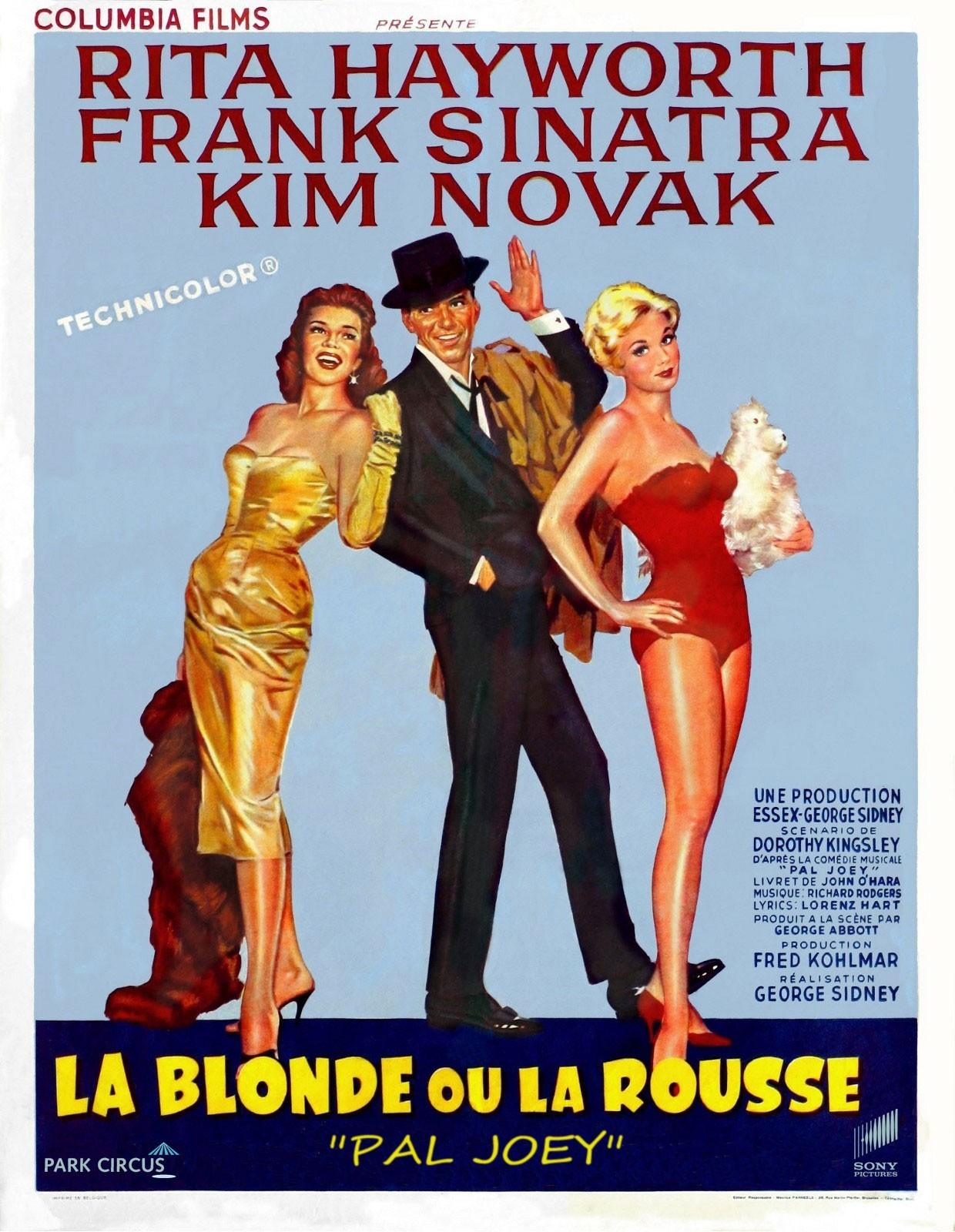 Nous Sommes ce que nous Fumes-La Blonde ou la Rousse-ParisBazaar-Bergman