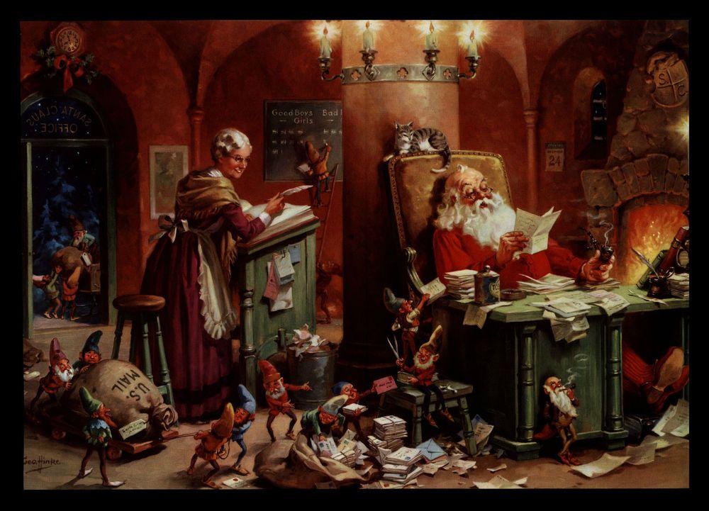 Permettez que je vous écrive-Père Noël-1-ParisBazaar-LacoreKamm
