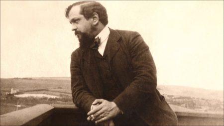 Les Foulées Mélomanes du Violoncelliste-De l'Aube au Crépuscule-Claude Debussy-Ouv-ParisBazaar-Berlingen