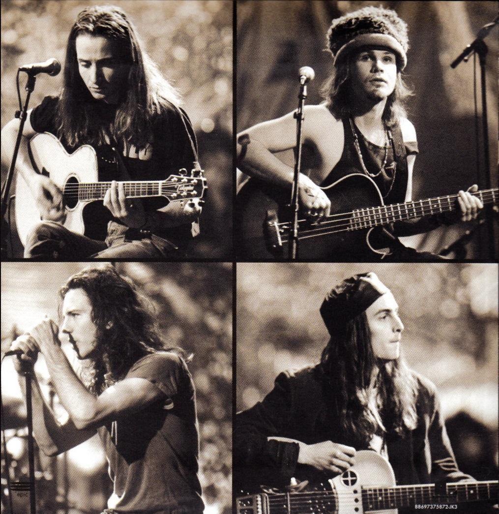 Pearl Jam Débranché-Perle Rare-Band-ParisBazaar-Borde