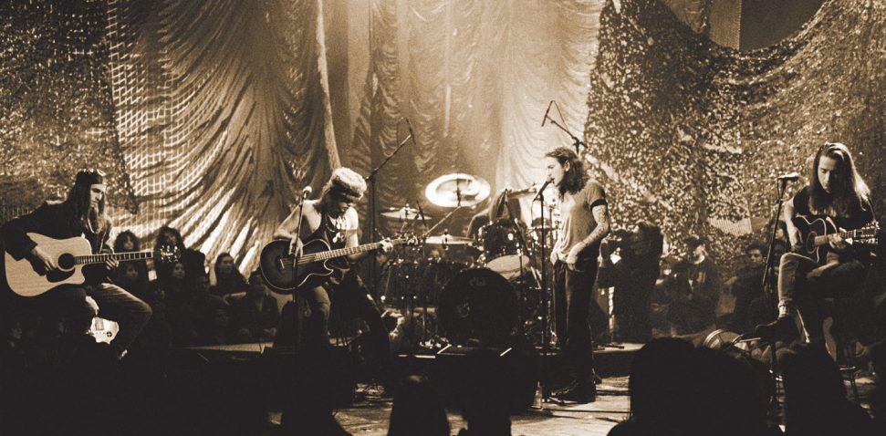 Pearl Jam Débranché-Perle Rare-Live-ParisBazaar-Borde