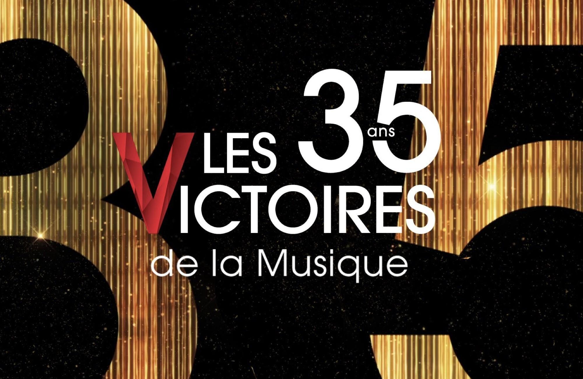 35 Victoires de la Musique-Visuel-ParisBazaar