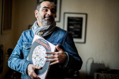 Belkacem Bahlouli - l'Amour du Ballon-Ouv-ParisBazaar-Marion
